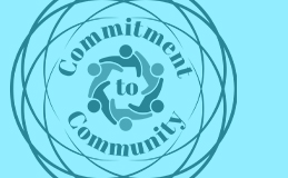 Commitment to Community logo