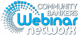 Community Bankers Webinar Network Logo