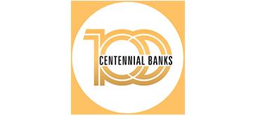 Centennial Banks logo