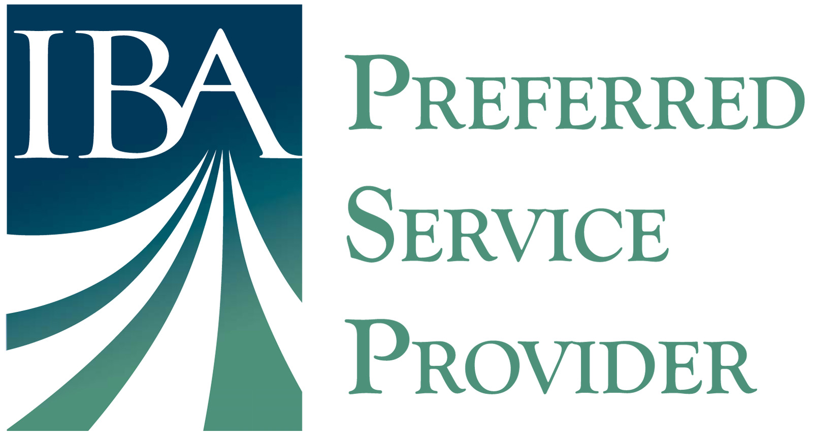 IBA Preferred Service Provider Logo