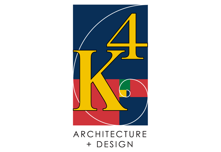 K4 Architecture + Design logo