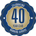 40 Year Club logo