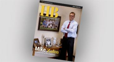 January/February 2021 Hoosier Banker cover
